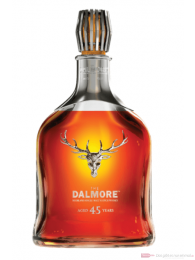 The Dalmore 45 Years Single Malt Scotch Whisky 0,7l