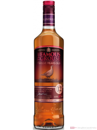 The Famous Grouse 12 Jahre Blended Scotch Whisky 0,7l