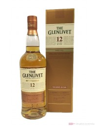 The Glenlivet 12 Years First Fill 40% 0,7l