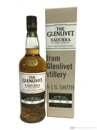 The Glenlivet Nadurra 16 Jahre Single Malt Scotch Whisky 56,1% 0,7l