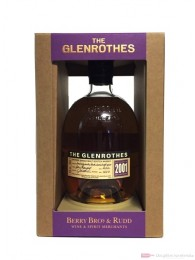 The Glenrothes 2001er