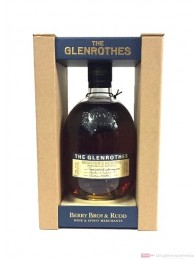 The Glenrothes Ministers Reserve Single Malt Scotch Whisky 0,7l