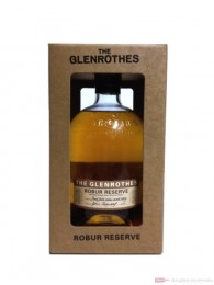 The Glenrothes Robur Reserve Speyside Single Malt Scotch Whisky 1,0l
