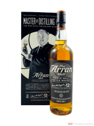 The Arran MacTaggart Anniversary 12 Years 2019 Single Malt Scotch Whisky 0,7l