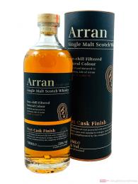 The Arran Malt Port Cask Finish Island Single Malt Scotch Whisky 0,7l