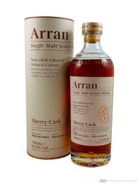 The Arran Sherry Cask Single Malt Scotch Whisky 0,7l