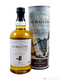 Balvenie 26 Years A Day of Dark Barley Scotch Whisky 47,8% 0,7l