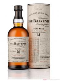 Balvenie 14 Years Peat Week Vintage 2003 Scotch Whisky 0,7l