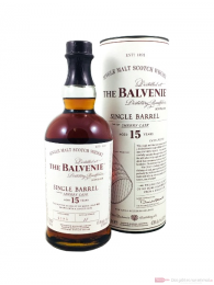 Balvenie Single Barrel 15 Years Sherry Cask 4185 0,7l