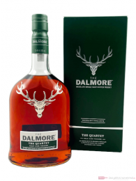 The Dalmore Quartet Single Malt Scotch Whisky 1l