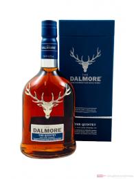 The Dalmore Quintet Single Malt Scotch Whisky 0,7l