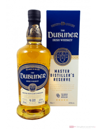 The Dubliner Master Distiller's Reserve Irish Whiskey 0,7l