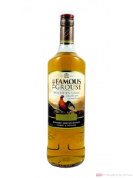 Famous Grouse Bourbon Cask Finish Blended Scotch Whisky 1,0l