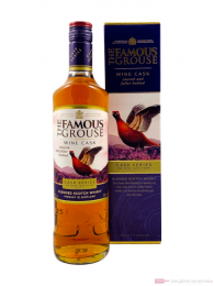 Famous Grouse Wine Cask Blended Scotch Whisky 0,7l