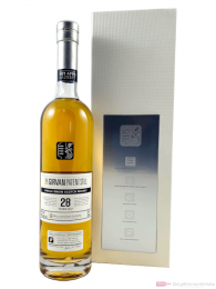 The Girvan Patent Still 28 Years Single Grain Scotch Whisky 0,7l
