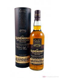 Glendronach Traditionally Peated Single Malt Scotch Whisky 0,7l