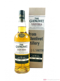 The Glenlivet 16 Years Nadurra Natural Cask Strength 55,7% 0,7l