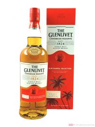 The Glenlivet Caribbean Reserve Single Malt Scotch Whisky 0,7l
