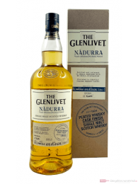 The Glenlivet Nadurra Peated Single Malt Scotch Whisky 1,0l