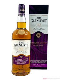 The Glenlivet Triple Cask Distiller's Reserve Balanced & Fruity Whisky 1,0l