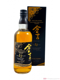 The Kurayoshi 12 Years Pure Malt Japanese Whisky 0,7l