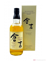 The Kurayoshi Pure Malt Japanese Whisky 0,7l