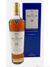 The Macallan Double Cask 18 Years Scotch Whisky 0,7l Flasche