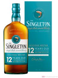 The Singleton of Dufftown 12 Jahre Single Malt Scotch Whisky 0,7l