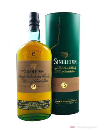 The Singleton of Glendullan 15 Jahre Single Malt Scotch Whisky 1,0l