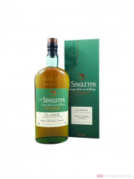 The Singleton of Glendullan Classic Single Malt Scotch Whisky 1,0l