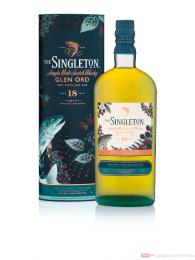Glen Ord Singleton 18 Years Single Malt Scotch Whisky 0,7l