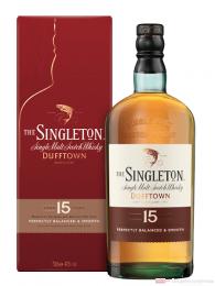 The Singleton of Dufftown 15 Jahre Single Malt Scotch Whisky 0,7l