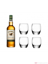 The Tyrconnell Single Malt Irish Whiskey 0,7l + 4 Whisky Tumbler