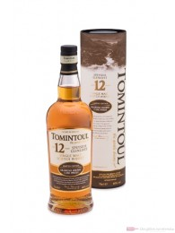 Tomintoul 12 Y. Oloroso Sherry Cask Single Malt Scotch Whisky 0,7l
