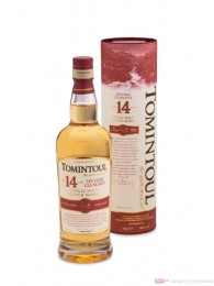 Tomintoul 14 Years Speyside Single Malt Scotch Whisky 0,7l
