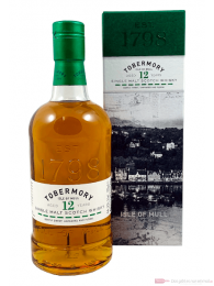 Tobermory 12 Years Single Malt Scotch Whisky 0,7l