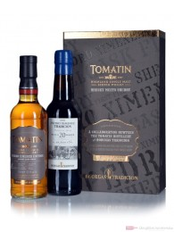 Tomatin Whisky Sherry Pedro Ximenez Set
