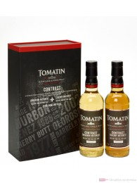 Tomatin Contrast Single Malt Scotch Whisky  2-0,35l Flasche