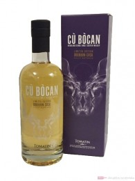 Tomatin Cu Bocan Bourbon Cask Single Malt Scotch Whisky 0,7l