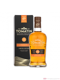 Tomatin 15 Years Moscatel Single Malt Scotch Whisky 0,7l