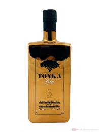 Tonka Gin 5 Jahre Distillers Cut 0,5l