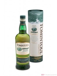 Tomintoul Peated Tang Speyside Single Malt Scotch Whisky 0,7l