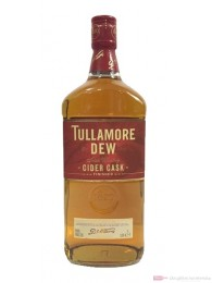 Tullamore Dew Cider Cask Finish Irish Whiskey 40% 1l Flasche