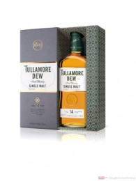 Tullamore Dew 14 Years Single Malt Irish Whiskey 0,7l
