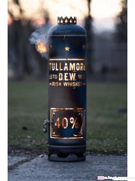 Tullamore Dew Feuerstelle mit Tür