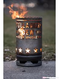 Tullamore Dew Whiskey Feuertonne