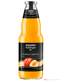 Vaihinger Pfirsich Nektar 1,0l Flasche