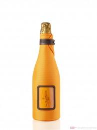 Veuve Clicquot Brut Champagner im Ice Jacket 12% 0,75l Flasche