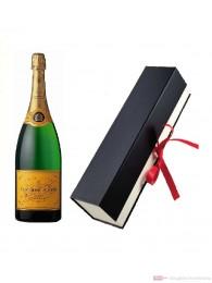 Veuve Clicquot Champagner Brut in Geschenkfaltschachtel 0,75l