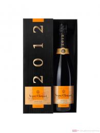 Veuve Clicquot Champagner Vintage 2012 0,75l.